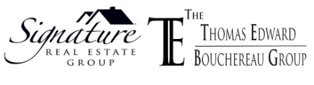 Caleb  J. Martin Signature Real Estate Group Logo